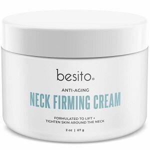 Besito Anti Aging Neck Firming Cream and Moisturizer