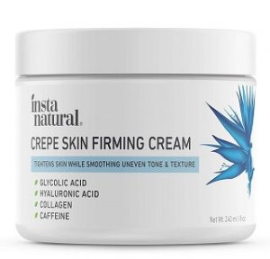 Crepe Firming Cream for Neck, Chest, Legs & Arms