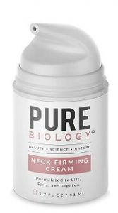 PURE BIOLOGY NECK FIRMING AND LIFTING CREAM